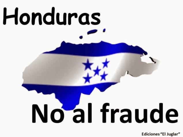 Resultado de imagen para elecciones en honduras fraude